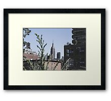 Empire of Nature Framed Print