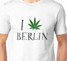 Love Berlin Weed T-Shirt Unisex T-Shirt