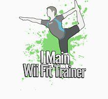 I Main Wii Fit Trainer (Male Alt) - Super Smash Bros  Unisex T-Shirt