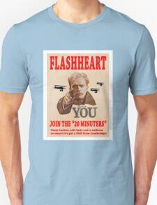FLASHHEART WANTS YOU T-Shirt