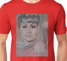 Uhura, She Walks In Beauty Unisex T-Shirt
