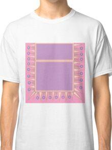 Mauve Mix 2 Classic T-Shirt