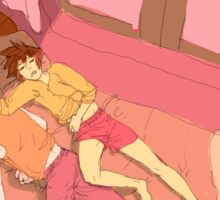 Lazy Afternoons - Kingdom Hearts Sticker