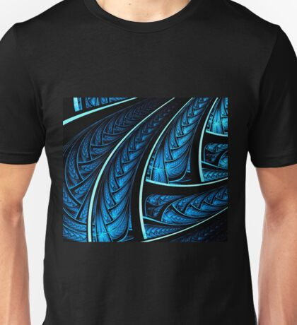 Peacock's Tail Unisex T-Shirt