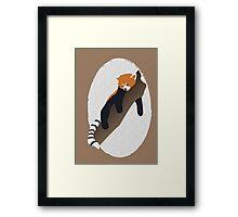 Firefox  Framed Print
