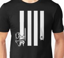 Lesser dog Undertale Unisex T-Shirt