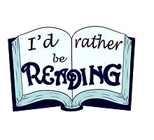 I'd Rather Be Reading by Percabeth24