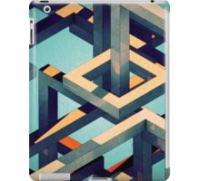 ISOMETRIC STUFF iPad Case/Skin