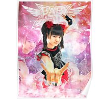 BABYMETAL - ANGEL OF LOVE Poster