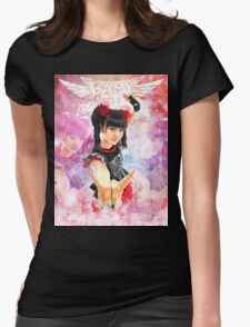BABYMETAL - ANGEL OF LOVE Womens Fitted T-Shirt