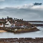 Crail Harbour in Fife, Scotland by Jeremy Lavender Photography