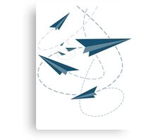 Paper Darts / Planes Canvas Print