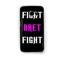 Support Bret Hart and Prostate cancer Samsung Galaxy Case/Skin