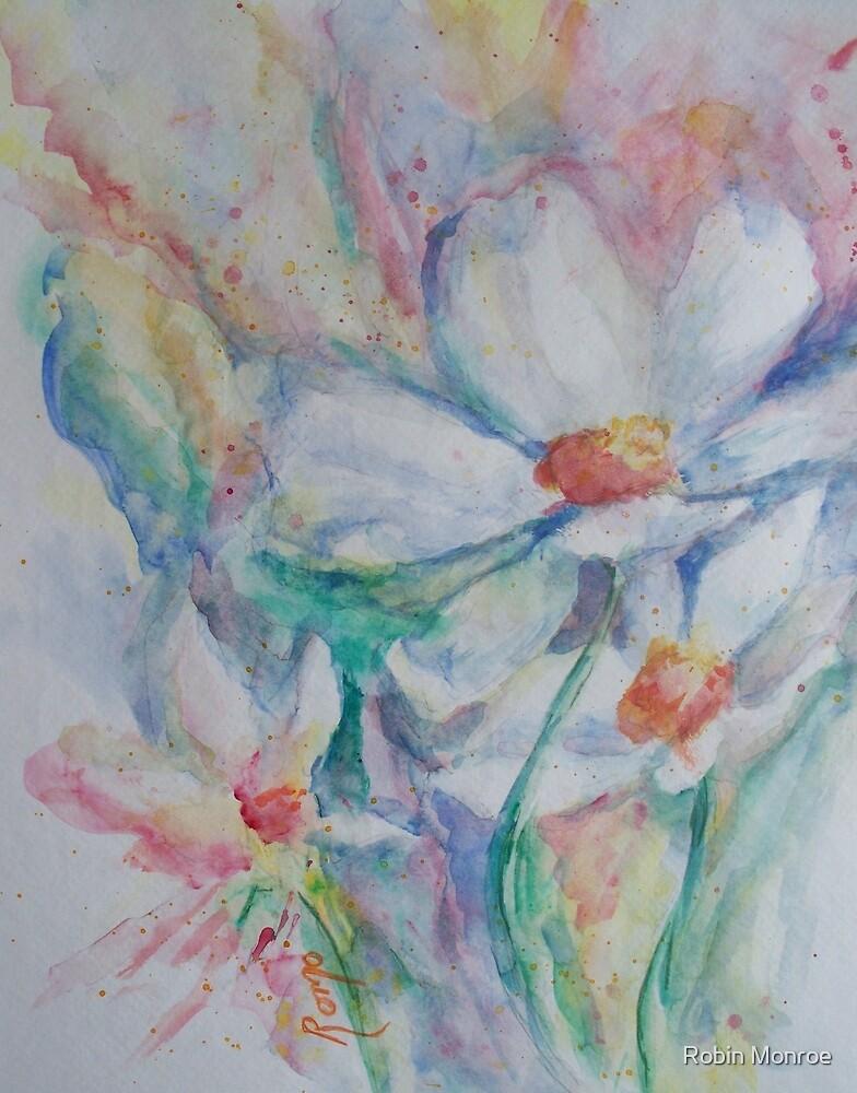 Daisies by Robin Monroe