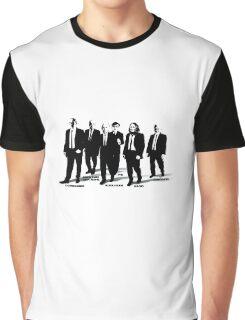 Reservoir Architects Graphic T-Shirt