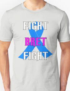 Fight Bret Hart Fight , Prostate Cancer Awareness wwe T-Shirt