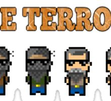 CSGO The terrorists Sticker