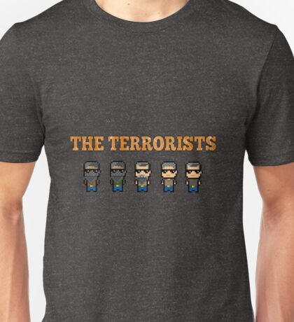 CSGO The terrorists Unisex T-Shirt