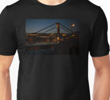 Illuminated bridges Unisex T-Shirt
