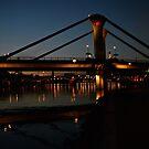 Illuminated bridges by heinrich