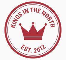 The Kings in the North Range Baby Tee