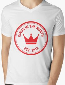 The Kings in the North Range Mens V-Neck T-Shirt