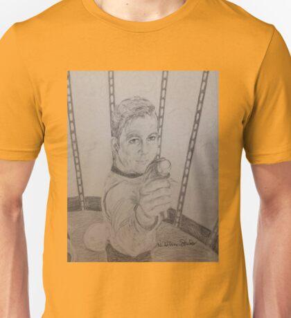 Brave Kirk Unisex T-Shirt