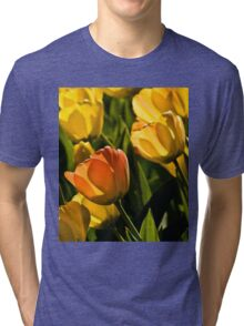 Happy time II Tri-blend T-Shirt