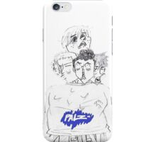 Skype Palz iPhone Case/Skin