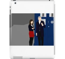 Doctor Who S8 iPad Case/Skin