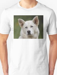 Working Dog Portrait Unisex T-Shirt