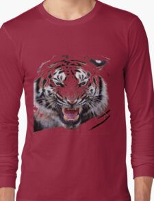 Tigr3 Long Sleeve T-Shirt