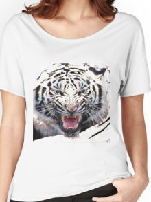Tigr3 Women's Relaxed Fit T-Shirt