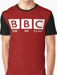 BBC - Bumba Claat Graphic T-Shirt