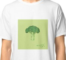 Broccoli is good for you.   Classic T-Shirt