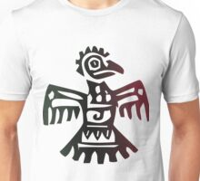Aztec Bird Unisex T-Shirt