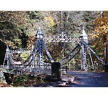Cinderella Bridge Photographic Print