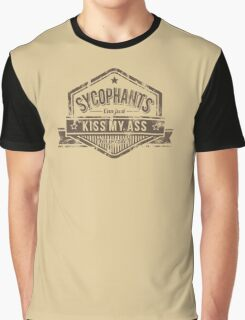 Sycophants Graphic T-Shirt