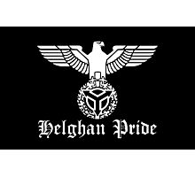 Helghan Pride Photographic Print
