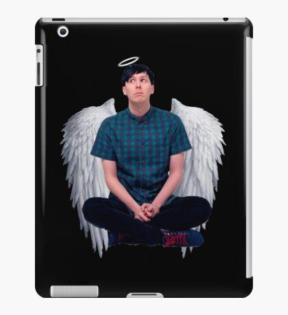 Phil Lester angel 2 iPad Case/Skin
