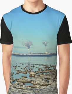 Freezing North Sea Graphic T-Shirt