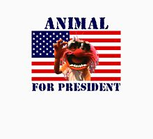 Animal for President T-Shirt