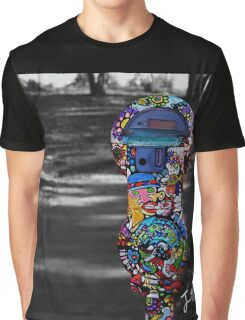 The World in Color Graphic T-Shirt