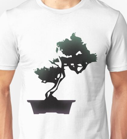 Bonsai Tree Unisex T-Shirt