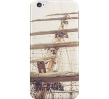 No Sailing Today iPhone Case/Skin