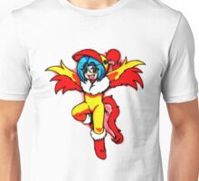 Flaming Moltres Unisex T-Shirt