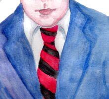 Rushmore: Max Fischer Sticker