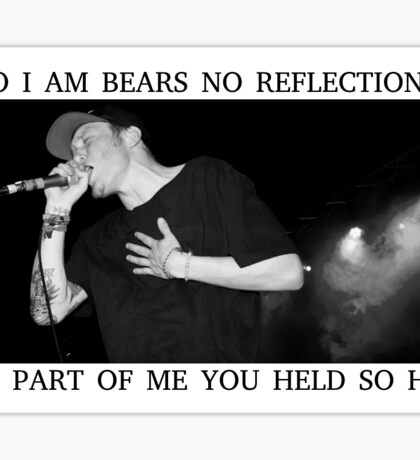 Neck Deep - Over and Over Sticker
