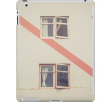 Striped Wall iPad Case/Skin