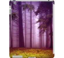 fog iPad Case/Skin